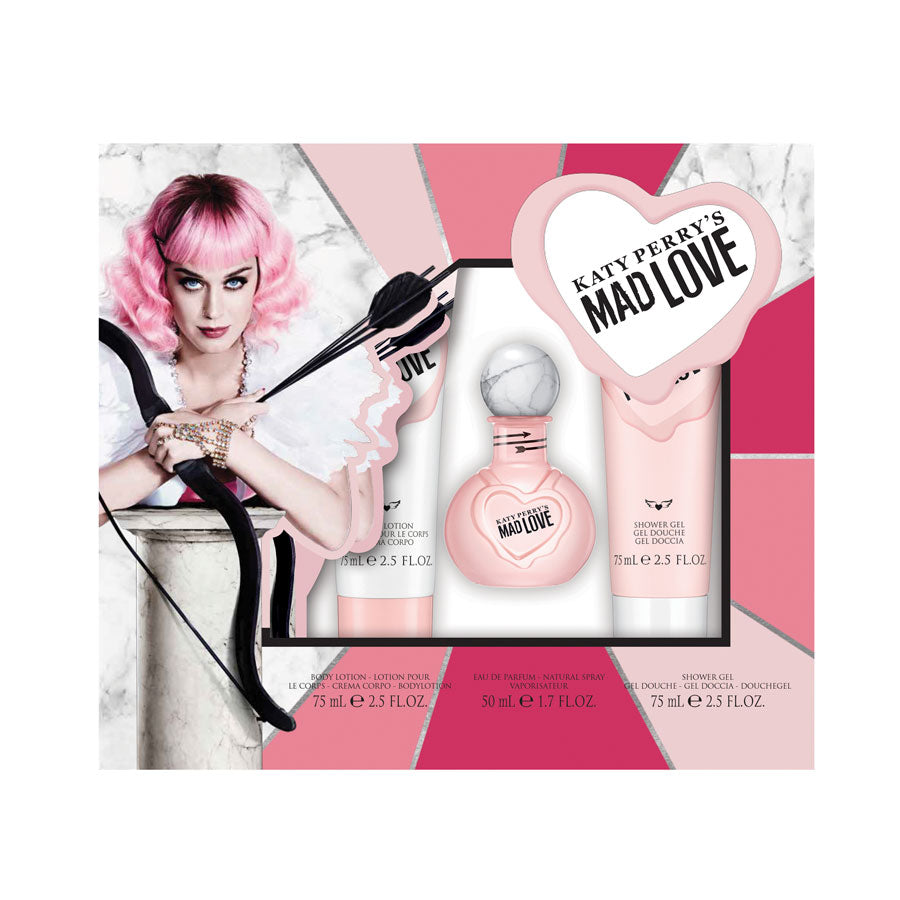Katy Perry Mad Love Eau De Parfum 50ml Gift Set