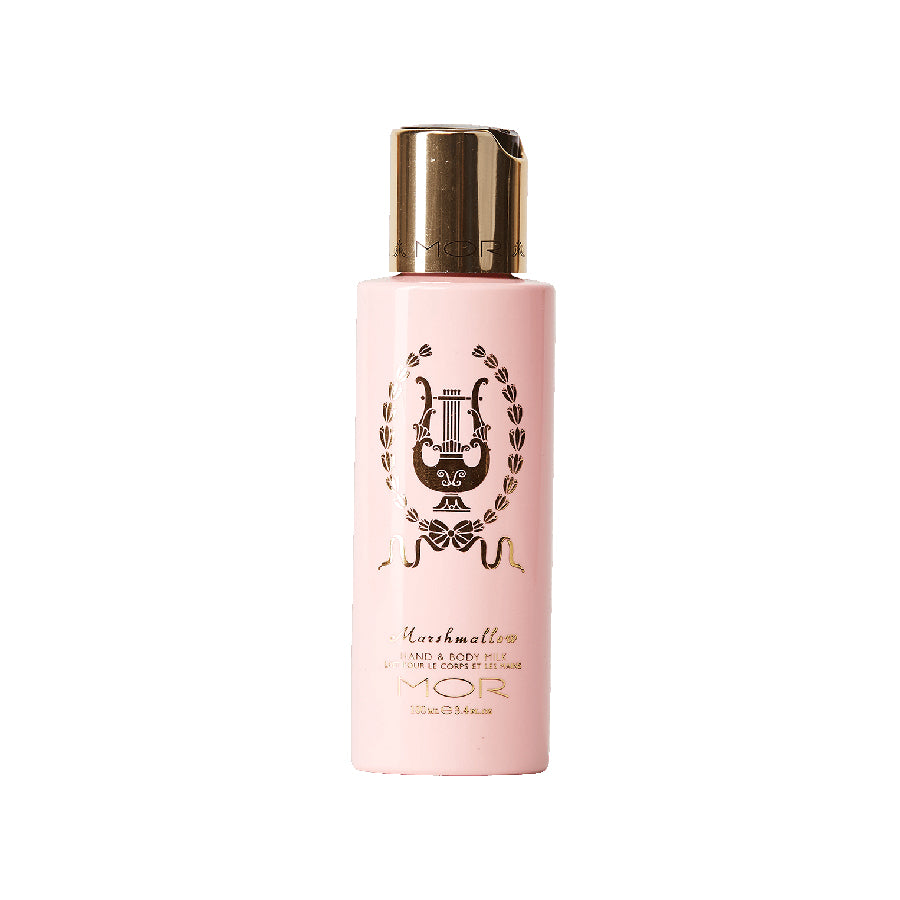 MOR Little Luxuries Marshmallow Hand and Body Milk 100ml