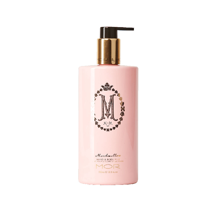 MOR Marshmallow Hand & Body Milk 500ml