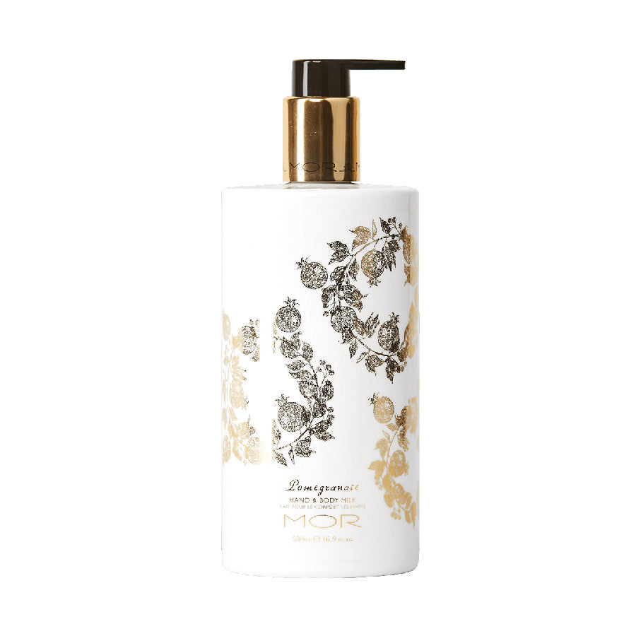 MOR Pomegranate Hand & Body Milk 500ml