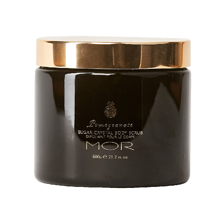 MOR Pomegranate Sugar Crystal Body Scrub 600g