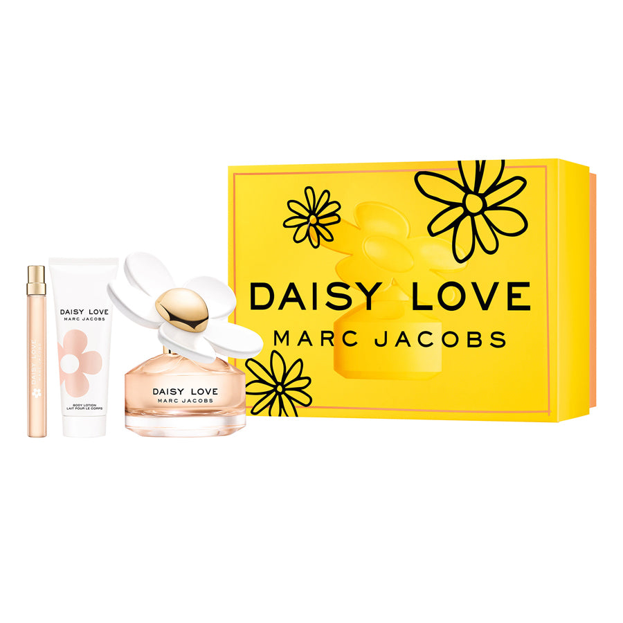 Marc Jacobs Daisy Love Eau De Toilette 100ml Gift Set