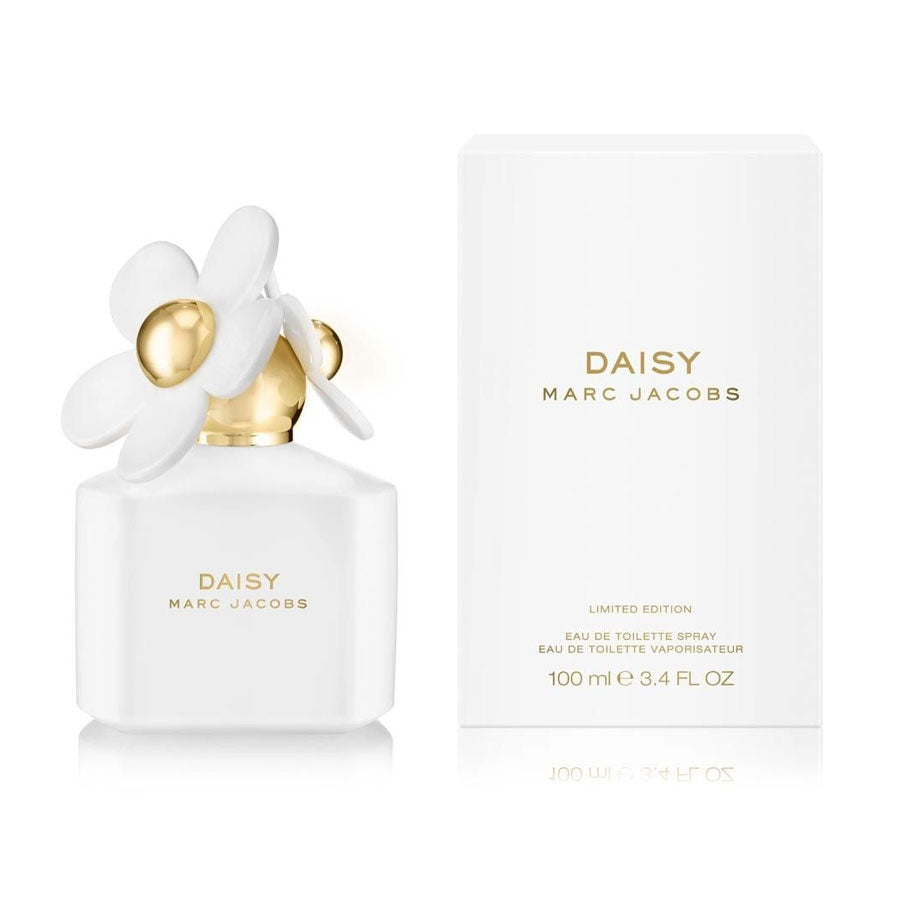 Marc Jacobs Daisy White Eau De Toilette 100ml