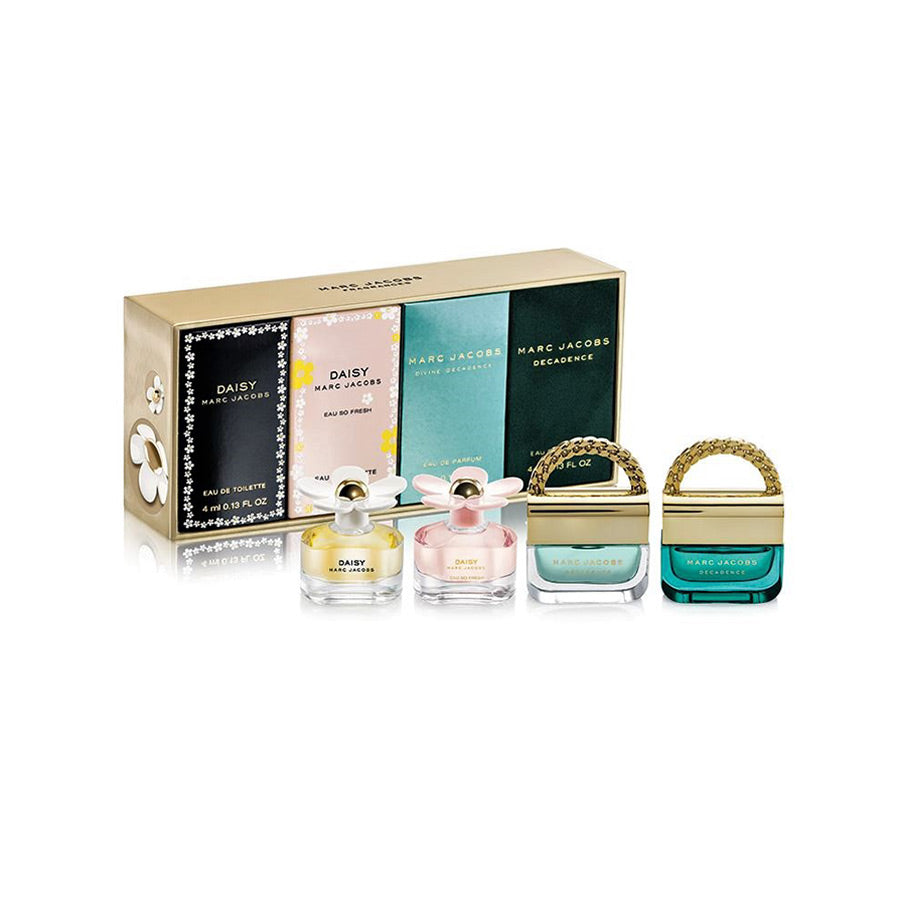 Marc Jacobs Miniature Gift Set