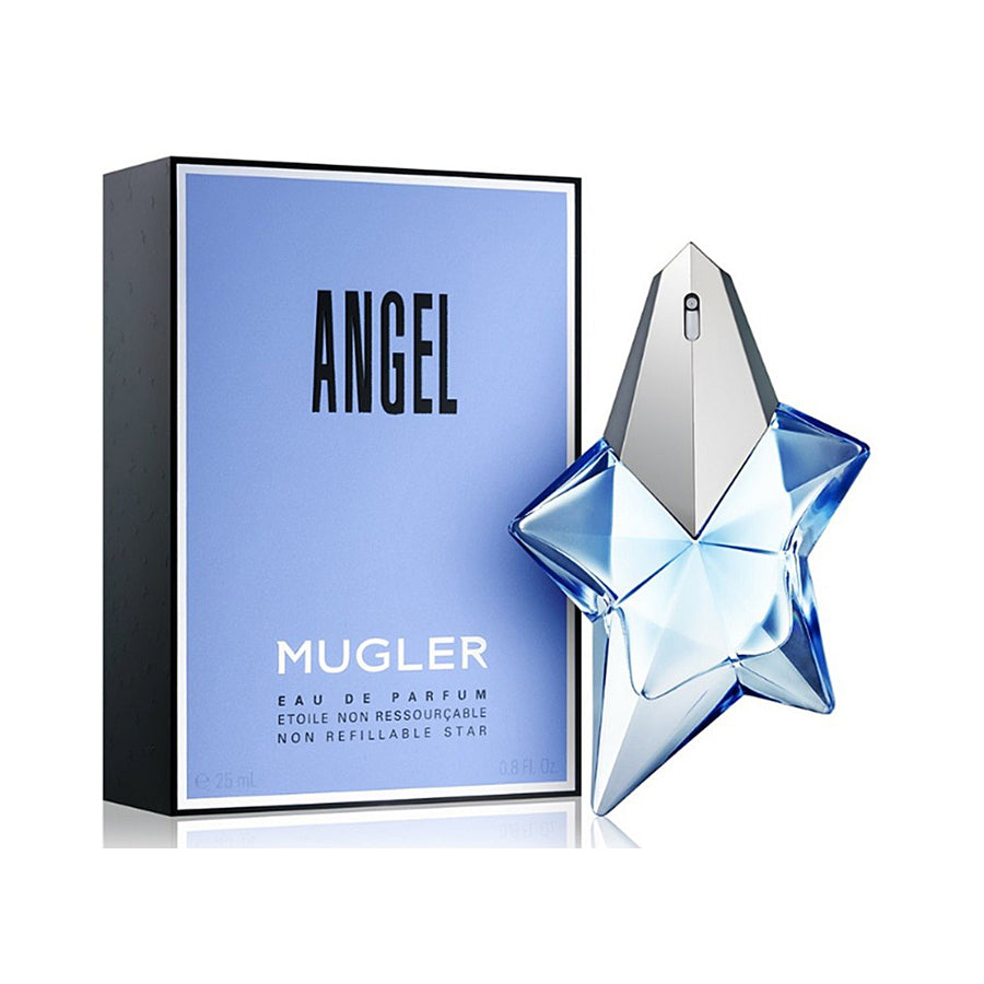 Mugler Angel Eau De Parfum Non Refillable Star 25ml