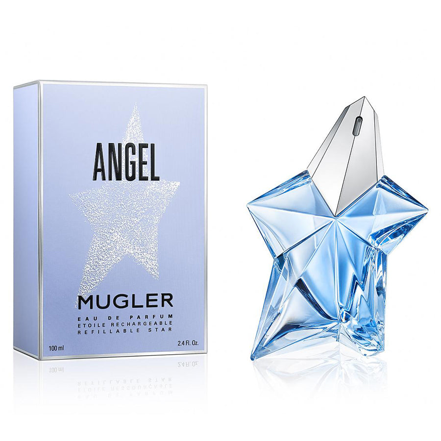 Mugler Angel Eau De Parfum Refillable Star 100ml