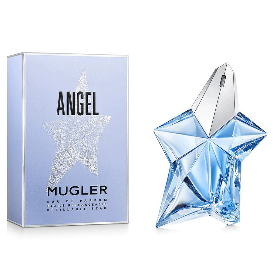 Mugler Angel Eau De Parfum Refillable Star 50ml