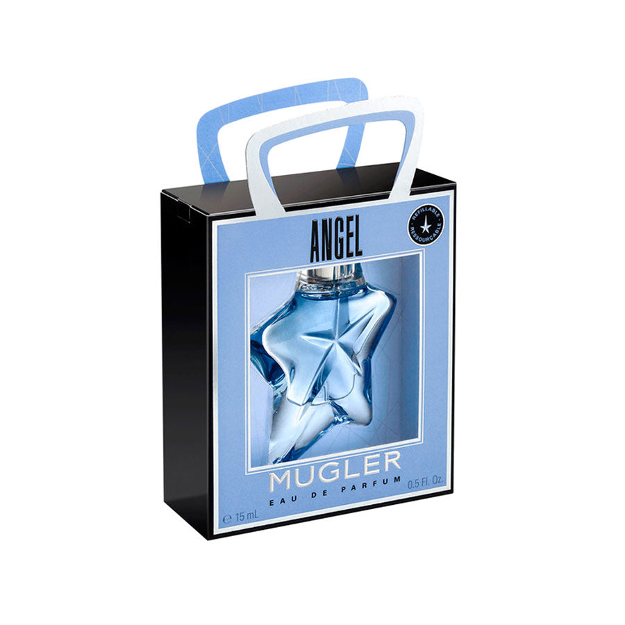 Mugler Angel Eau De Parfum Seducing Offer Refillable 15ml