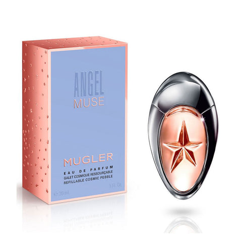Mugler Angel Muse Eau De Parfum Refillable Cosmic Pebble 100ml