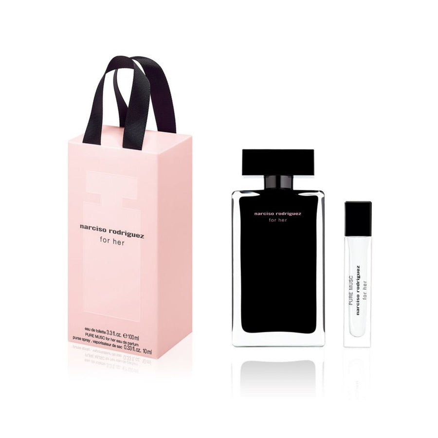 Narciso Rodriguez For Her Eau De Toilette Gift Set