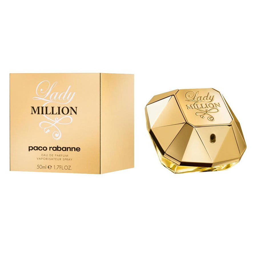 Million De Rabanne Paco 50ml Parfum Eau Lady pUVMSz