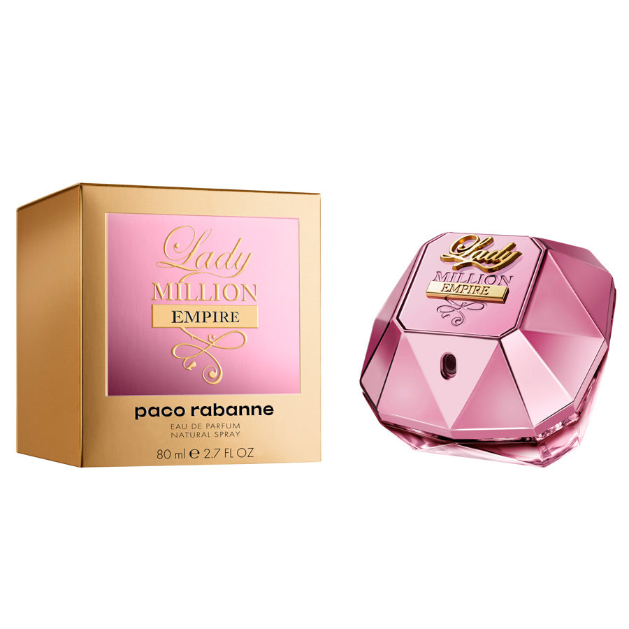 Paco Rabanne Lady Million Empire Eau De Parfum 80ml