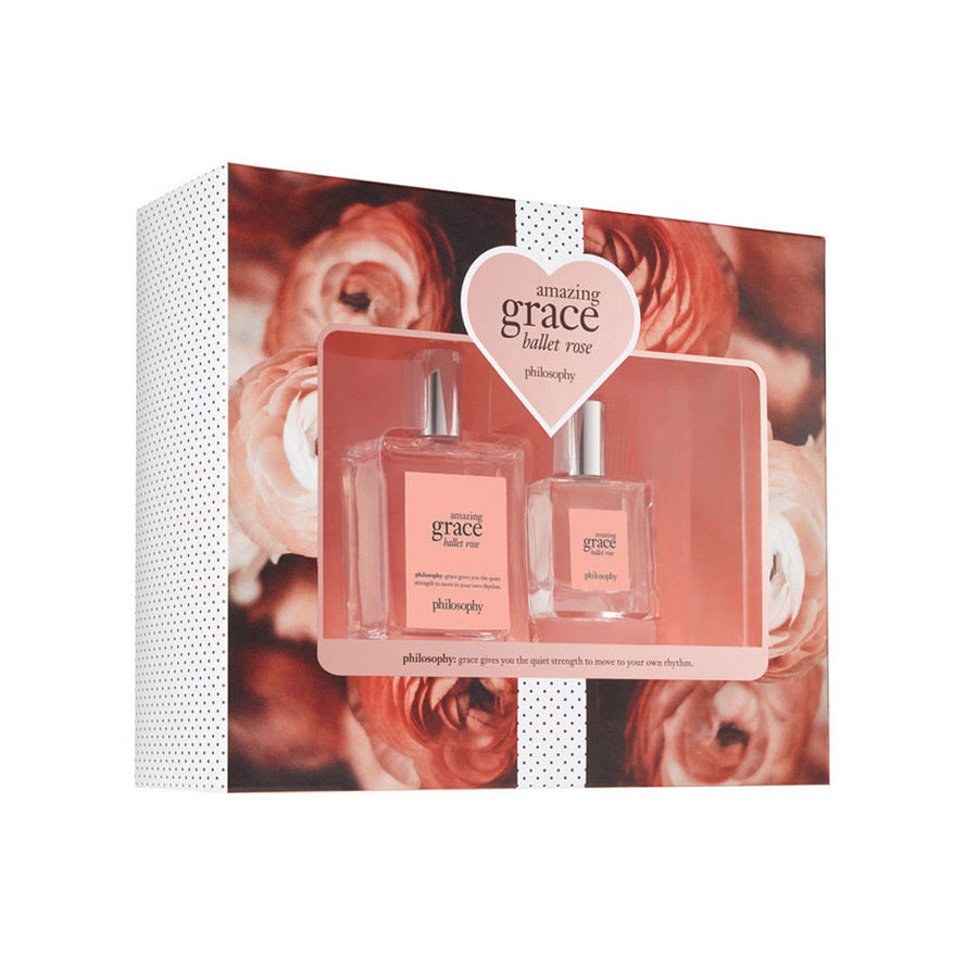 Philosophy Amazing Grace Ballet Rose Eau De Toilette Gift Set