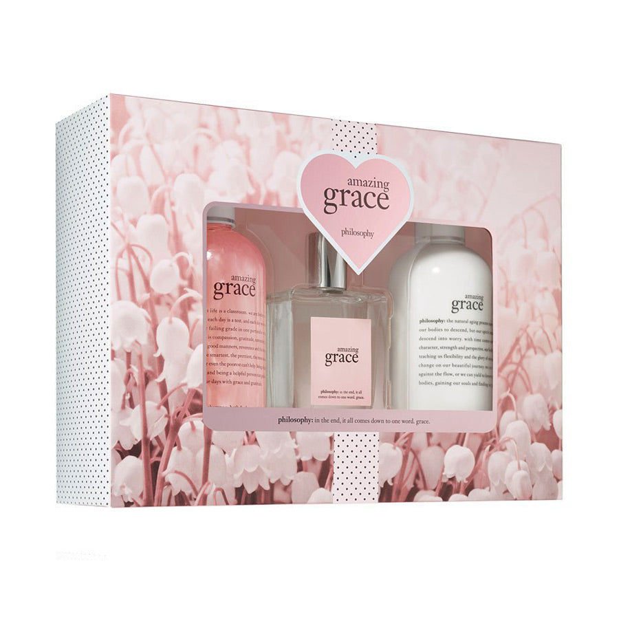 Philosophy Amazing Grace Eau De Toilette 60ml Gift Set