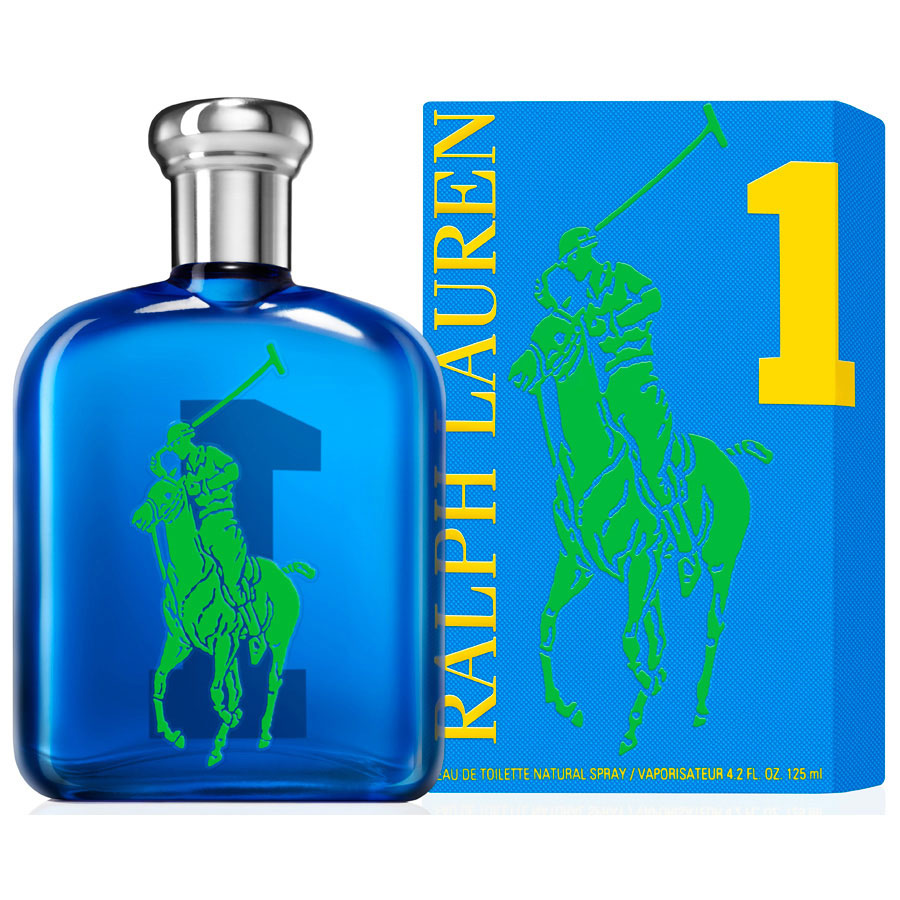 Ralph Lauren Big Pony 1 Eau De Toilette 125ml