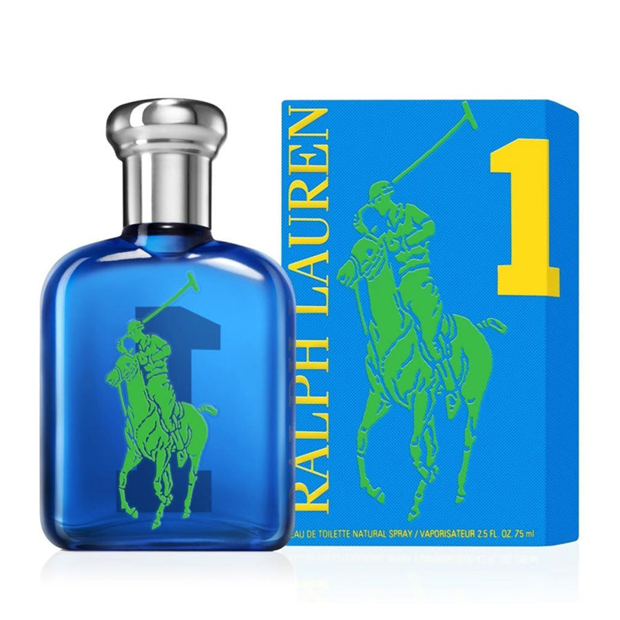 Ralph Lauren Big Pony 1 Eau De Toilette 75ml
