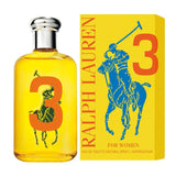 Ralph Lauren Big Pony 3 Women Eau De Toilette 100ml