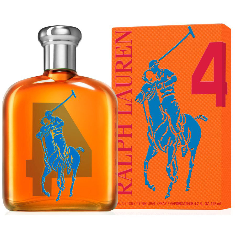Ralph Lauren Big Pony 4 Eau De Toilette 125ml