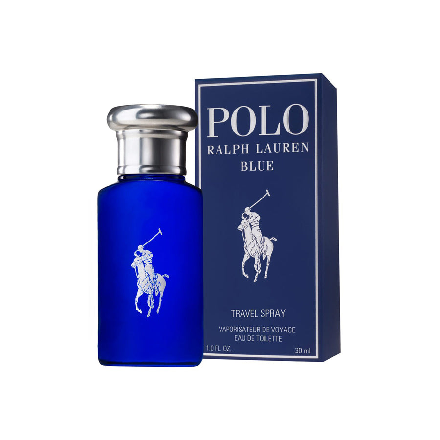 Ralph Lauren Polo Blue Eau De Toilette Travel Spray 30ml