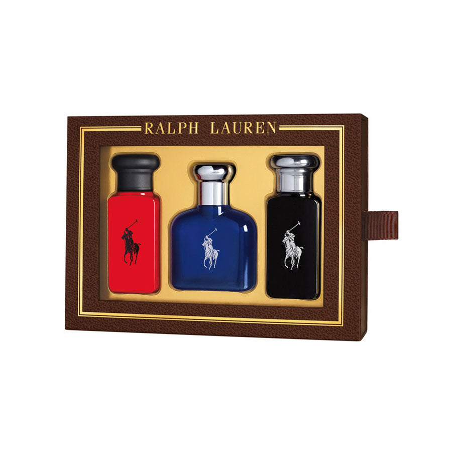 Ralph Lauren World Of Polo Gift Set