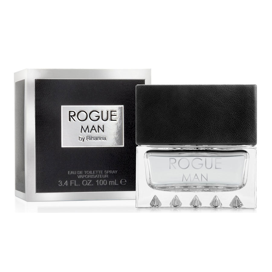 Rihanna Rogue Man Eau De Toilette 100ml