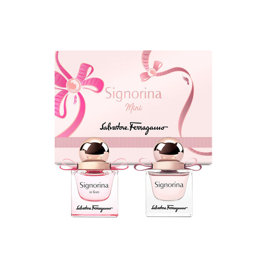 Salvatore Ferragamo Signorina Mini Gift Set
