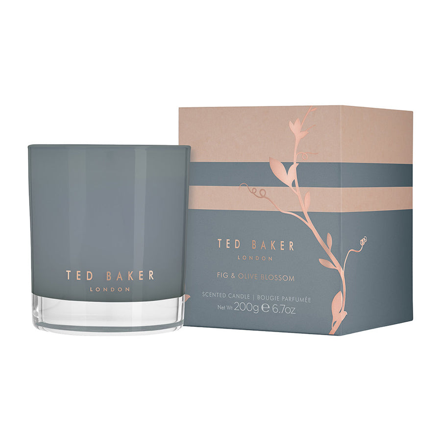 Ted Baker Fig and Olive Blossom Candle 200g