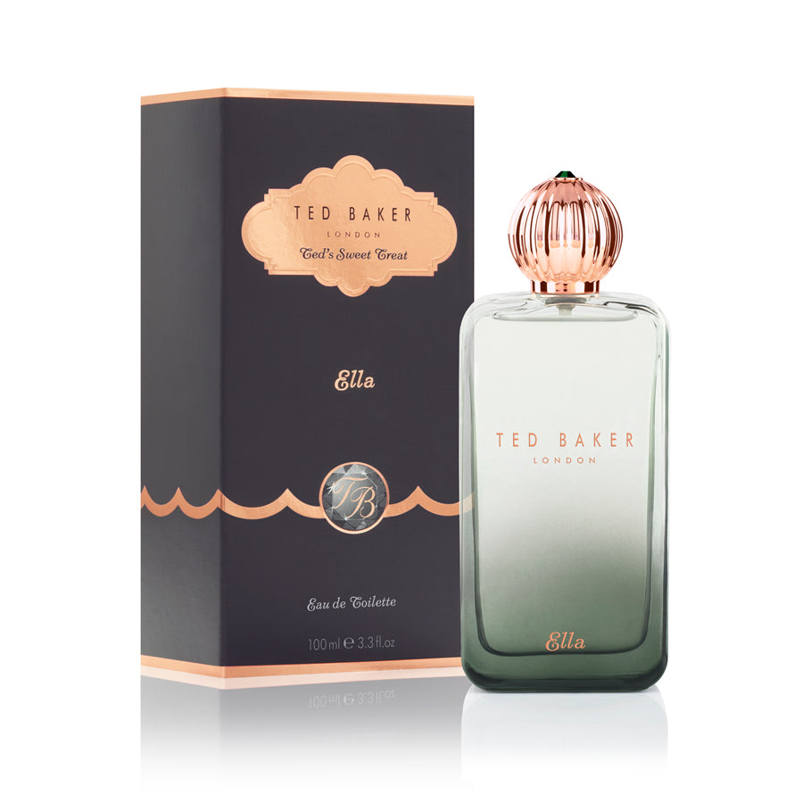 Ted Baker Ted's Sweet Treats Ella Eau De Toilette 100ml