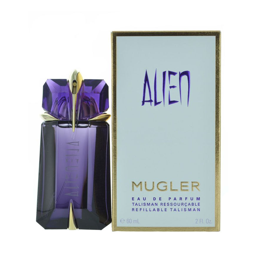 Mugler Alien Eau De Parfum Refillable Talisman 60ml