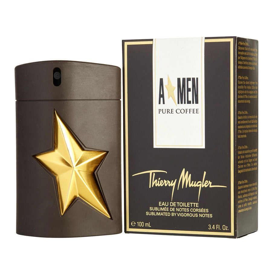 Thierry Mugler A*Men Pure Coffee Eau De Toilette 100ml