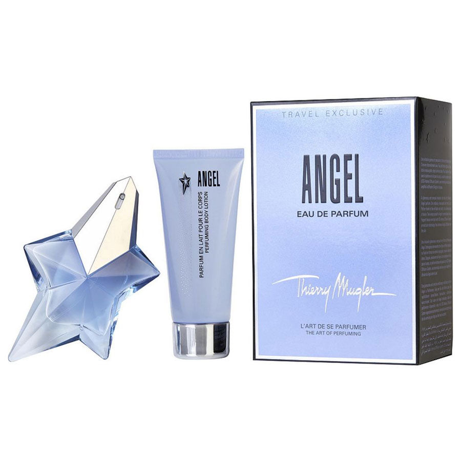 Thierry Mugler Angel Eau De Parfum Travel Exclusive Gift Set