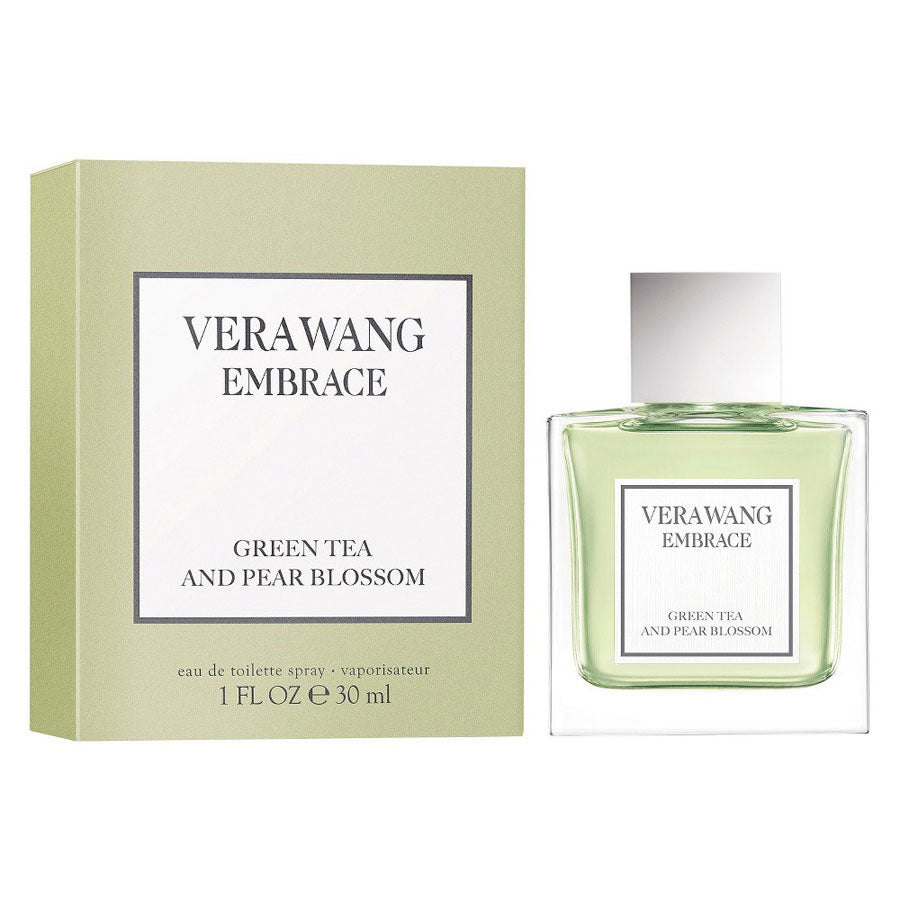 Vera Wang Embrace Green Tea and Pear Blossom Eau De Toilette 30ml