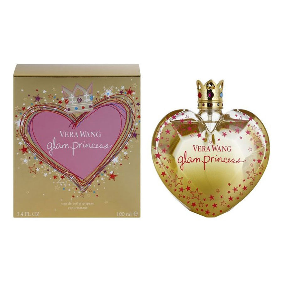 35a029d92154 Vera Wang Glam Princess Eau De Toilette 100ml – Perfume Clearance Centre