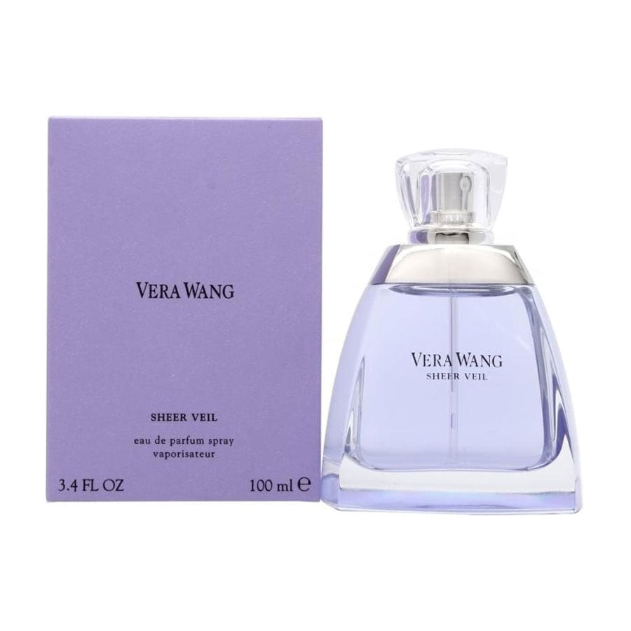 Vera Wang Sheer Veil Eau De Parfum 100ml