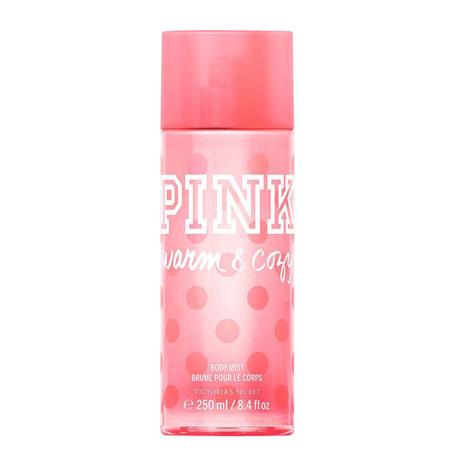 Victoria's Secret Pink Warm & Cozy Body Mist 250ml