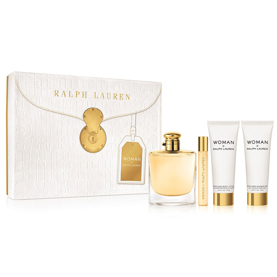 Woman By Ralph Lauren Eau De Parfum 100ml Gift Set