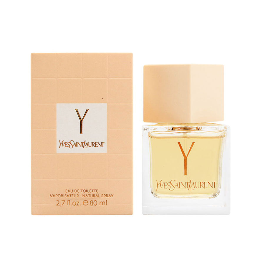 Yves Saint Laurent Y Eau De Toilette 80ml