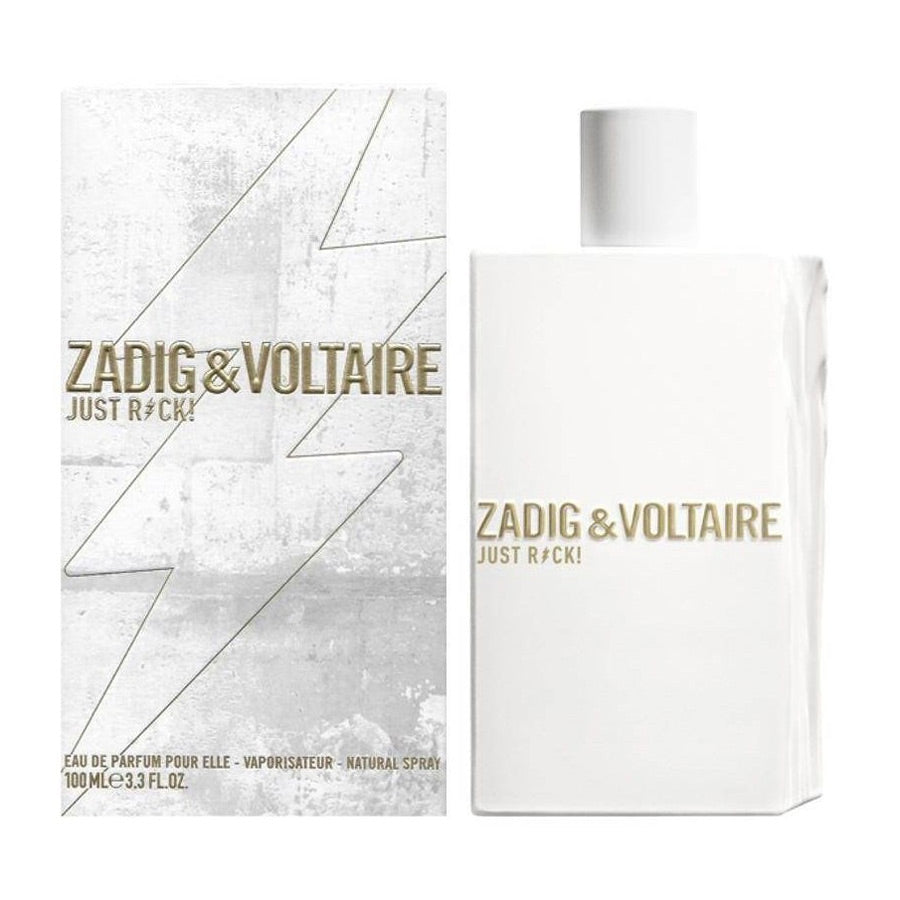 Zadig & Voltaire Just Rock! For Her Eau De Parfum 100ml