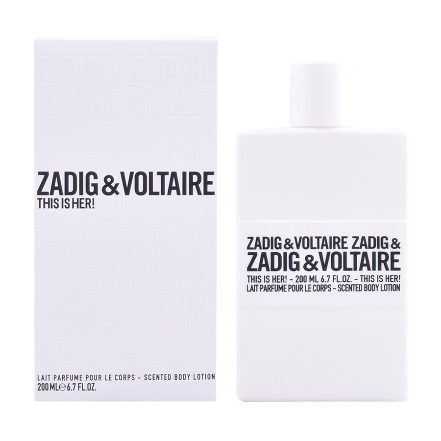 Zadig & Voltaire This Is Her! Body Lotion 200ml