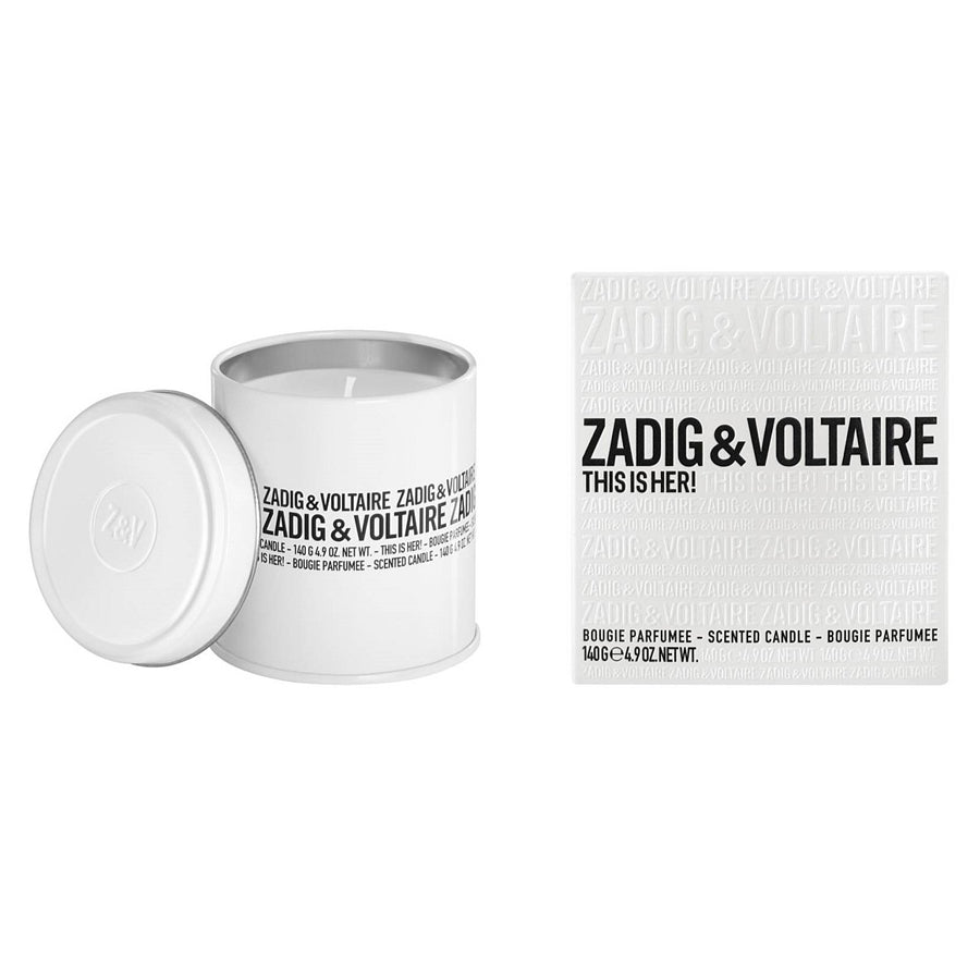 Zadig & Voltaire This Is Her! Scented Candle 140g