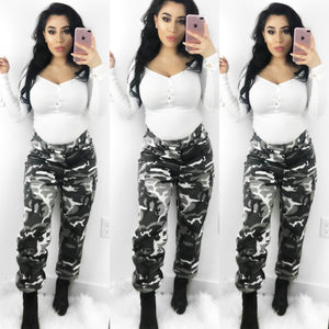 Everly Camo Pants
