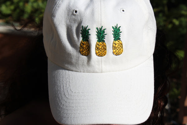 Forbidden Fruit Dad Hats