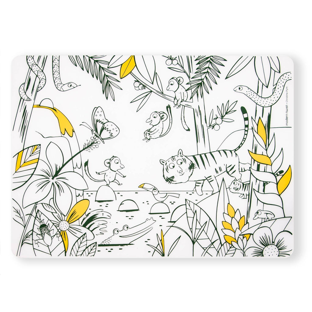 Mark-Mat: Jungle - Le Bébé Chic Boutique