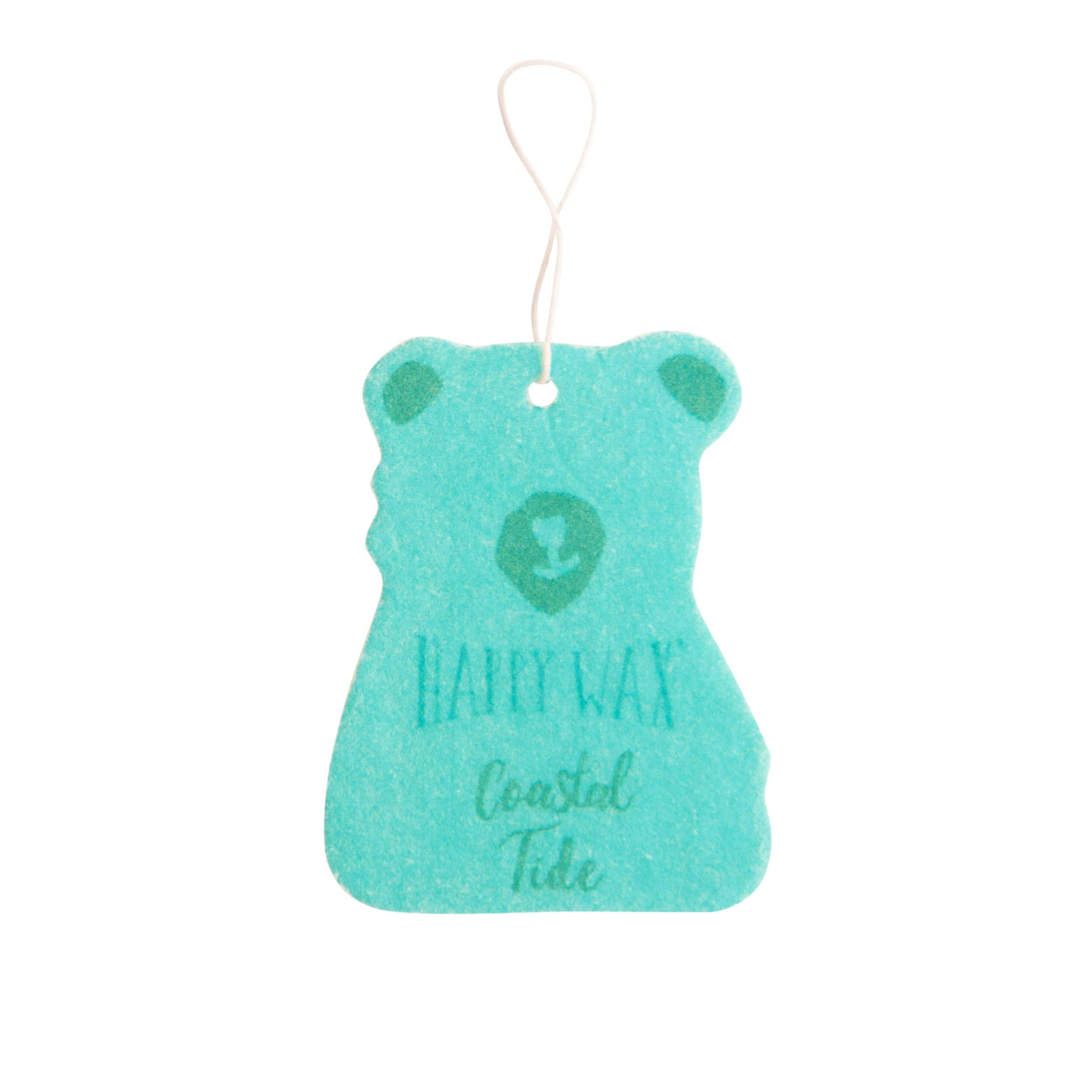 Happy Wax - Coastal Tide Scented Car Freshener - Le Bébé Chic Boutique