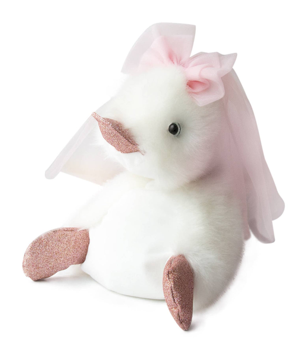 Doudou Et Compagnie - Milady Stuffed Animal Duck - Le Bébé Chic Boutique