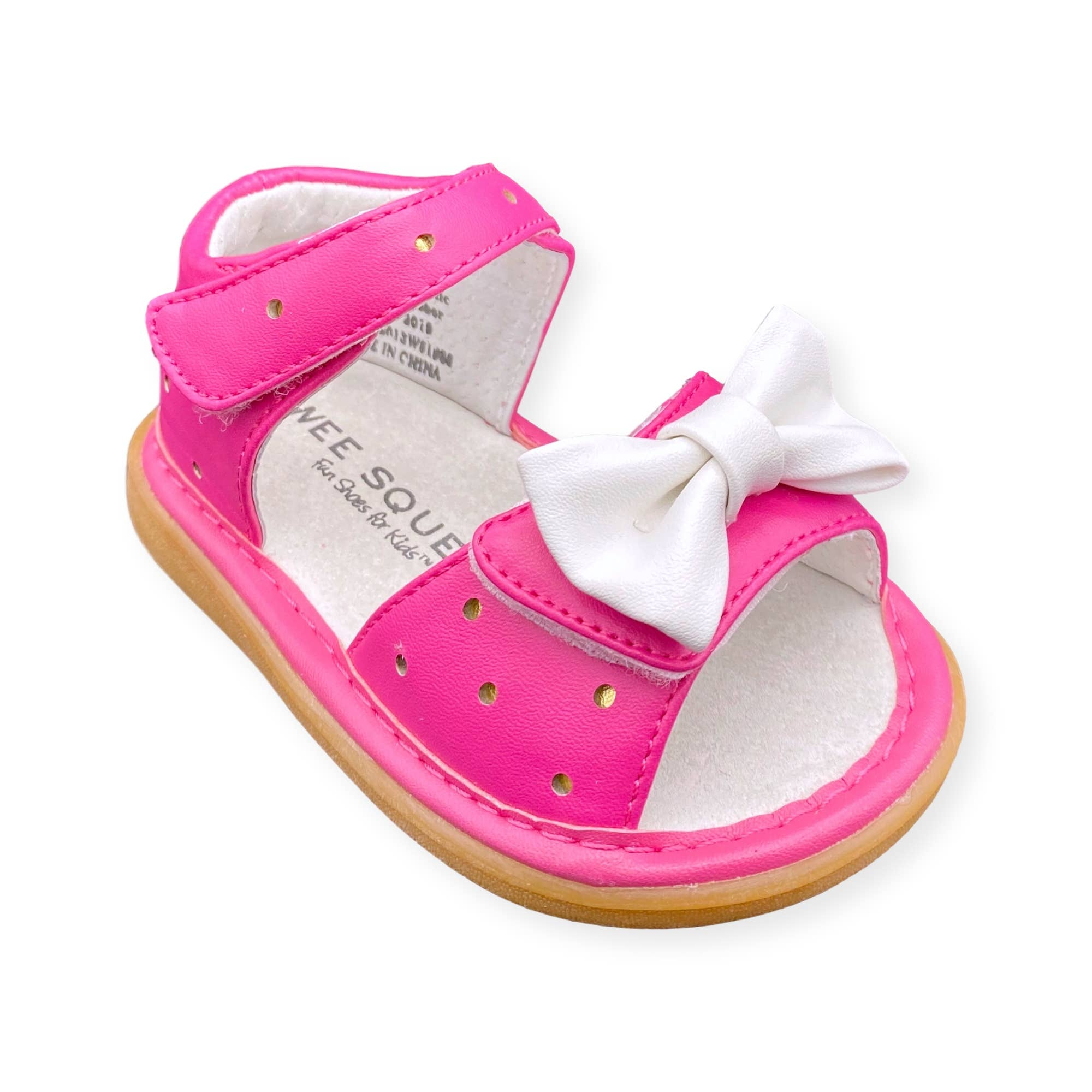 Stella Hot Pink Sandal - Le Bébé Chic Boutique
