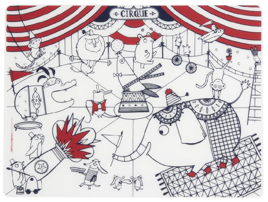 Circus- Mark-Mat - Le Bébé Chic Boutique