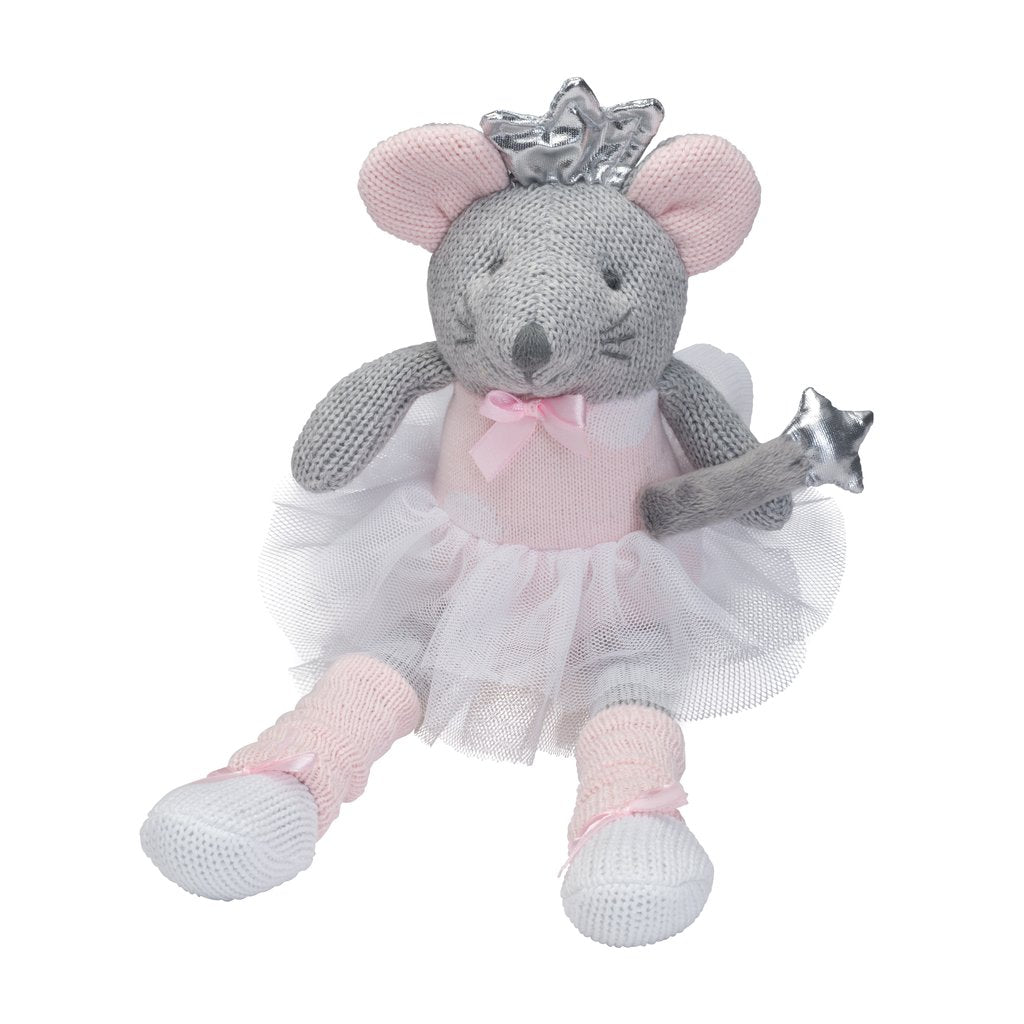 Knit Princess Mousie - Le Bébé Chic Boutique