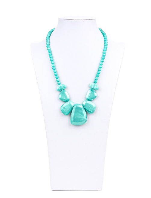 Rocca Teething Necklace - Le Bébé Chic Boutique