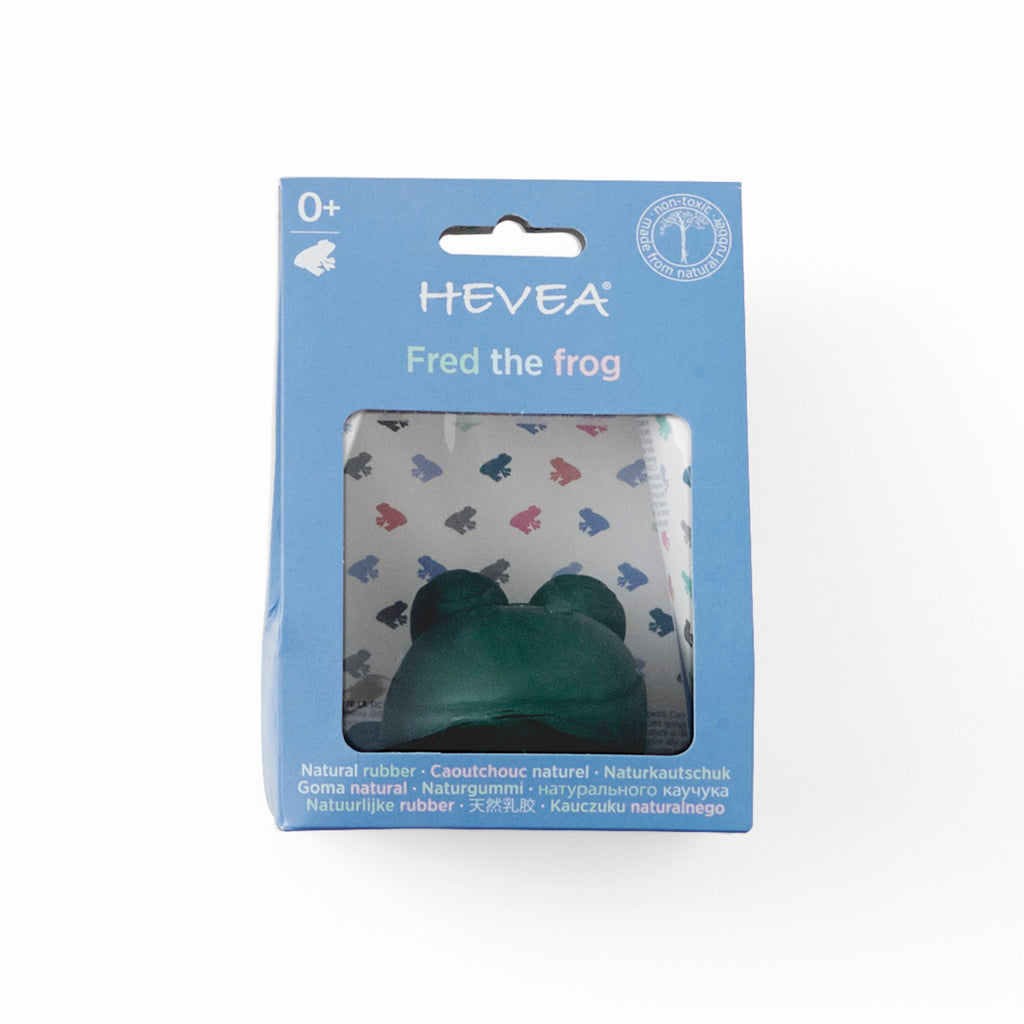 Fred the Green Frog - Le Bébé Chic Boutique